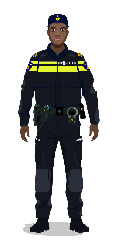 Politie_Uniform_Draaginstructie_12
